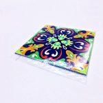 Extsud Set de 10 Pcs Sticker Carrelage Autocollant 20x20cm Carrelage Adhésif Mural Étanche pour Cusine Salle de Bain (Style Méditerranéen) de la marque Extsud image 4 produit