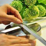 FAS1 Grande Horloge Murale Moderne DIY Big Montre Art Stickers 3D Miroir Effet Horloge Murale Amovible Home Office Décoration (Batterie Non Inclus) Noir de la marque FAS1 image 2 produit