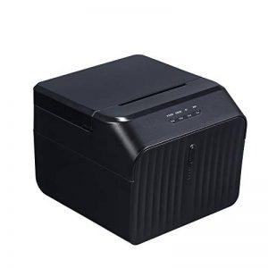 Festnight Imprimantes à reçu Thermique Prise 58MM EU Plug QR Code Barcode Sticker Adhésif Imprimante Imprimante USB Haute Qualité de la marque Festnight-1 image 0 produit