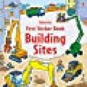 First Sticker Book Building Sites de la marque N/D image 0 produit