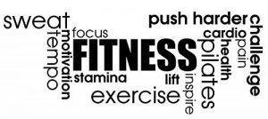 Fitness Focus pour Pilates Cardio Santé douleur Tempo–Coupe Sport Crossfit Workout Gym Fitness Motivation Citation mur Stickers Stickers en vinyle DIY ART DECOR de la marque spb87 image 0 produit