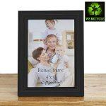 Giftgarden Cadre Photo 10x15 cm Noir en Bois Composite à Poser Lot de 12 - Simple Décoration pour la Maison de la marque Giftgarden image 1 produit