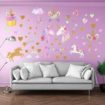 grand stickers chambre fille TOP 13 image 1 produit