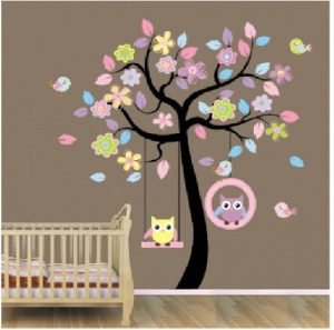 grand stickers chambre fille TOP 2 image 0 produit