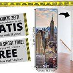 GREAT ART Carte du monde décoration murale vintage–décoration murale rétro Motif Poster XXL Worldmap by (140x 100cm) de la marque GREAT-ART image 4 produit