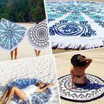 Harson&Jane mandala tour hippie hippie boho gypsy serviette de plage wall hanging tapis de yoga nappe tapisserie de la marque Harson-Jane image 1 produit