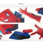 Hero Spiderman Grand sticker mural Spiderman pour chambre d'enfant de la marque Spiderman image 4 produit
