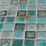 Hode Stickers Carrelage 40X200cm Autocollant Mural Imperméable Auto-adhésif en Mosaïque pour la Salle de Bain et la Cuisine (Vert) de la marque Hode image 1 produit