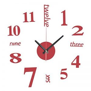 horloge stickers TOP 12 image 0 produit