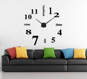 horloge stickers TOP 13 image 0 produit