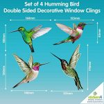 Hummingbird Window Stickers de la marque Stickers4 image 2 produit
