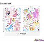 I-love-Wandtattoo Stickers muraux Chambre d'enfants Les fées et Licornes Stickers muraux Sticker de la marque dekodino image 1 produit