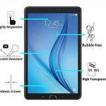 iVoler Pack de 2 Verre Trempé Compatible avec Samsung Galaxy Tab E/Tab E Nook 9.6 Pouces (SM-T560) [Garantie à Vie], Film Protection en Verre trempé écran Protecteur Vitre de la marque iVoler image 1 produit