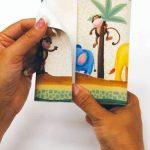Jomoval Room Mates Frise murale Enfant Aventure dans la jungle de la marque RoomMates image 2 produit