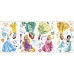 Joy Toy 21990 Autocollants muraux Disney Princesses avec éclat 4 Feuillage avec 37 éléments Plastique, Multicolore, 50x50x1 cm de la marque Joy Toy image 2 produit