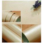 KINLO 5 * 0.61M Papier Peint Cuisine Autocollant Imperméable Anti-Moisissure Or en PVC Stickers Cuisine High-Tech à Décor & Protèction Chambre Armoire Meuble Salon Mur de la marque KINLO image 3 produit