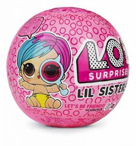 L.O.L. Surprise ! LOL SURPRISE LILS MAKEOVER (5 surprises) de la marque L-O-L-Surprise image 0 produit