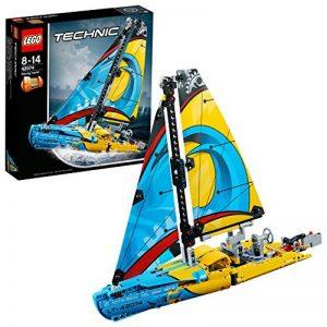 LEGO Technic - Le yacht de compétition - 42074 - Jeu de Construction de la marque LEGO image 0 produit
