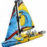 LEGO Technic - Le yacht de compétition - 42074 - Jeu de Construction de la marque LEGO image 1 produit