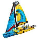 LEGO Technic - Le yacht de compétition - 42074 - Jeu de Construction de la marque LEGO image 2 produit