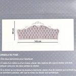 """Les Trésors De Lily [N6537] - Sticker Tête de lit """"Rétro Baroque"""" - 155x68 cm de la marque Les-Trésors-De-Lily image 4 produit"""