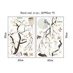 LETAMG Stickers Muraux 187 * 128 Cm Grand Taille Arbre Stickers Muraux Fleur Home Decor Papiers Peints pour Le Salon Chambre Bricolage Vinyle Chambres Décoration de la marque LETAMG Stickers Muraux image 3 produit