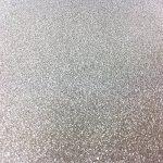 Lot de 10 feuilles Grand 30 cm x 30 cm Sticker Autocollant Décoration Paillettes Papier Art Sparkling Panneau métallique en Couleur de cadeau de Noël DIY Scrapbooking argent de la marque SuperHandwerk image 1 produit
