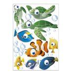 Lot de 75 stickers muraux décoratifs pour chambre d'enfant sur le thème de l'océan de la marque geschenke-fabrik-de image 2 produit