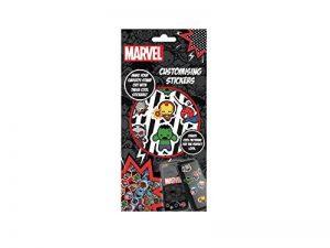 Marvel Autocollants Mignons Avengers - Noir de la marque Anker image 0 produit