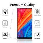 MASCHERI Protection écran pour Xiaomi Mi Mix 2s / Mi Mix 2, [3 Pièces] Verre Trempé [Garantie de Remplacement à Durée de Vie] Screen Protector Film -Transparent de la marque MASCHERI image 1 produit
