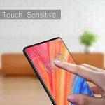MASCHERI Protection écran pour Xiaomi Mi Mix 2s / Mi Mix 2, [3 Pièces] Verre Trempé [Garantie de Remplacement à Durée de Vie] Screen Protector Film -Transparent de la marque MASCHERI image 3 produit