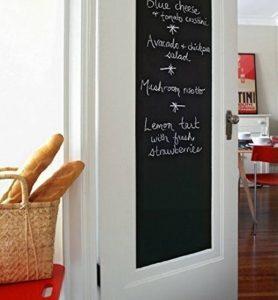 MFEIR® Effaçable Auto-adhésif Sticker Blackboard/Autocollant Tableau Noir Mural Réutilisable et Amovible de la marque MFEIR image 0 produit