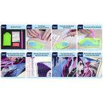 Mikolotuk Peinture au Diamant DIY Salon Chambre Décoration Autocollant Mural Plein Forage Shantou 30 * 40cm de la marque Mikolotuk image 4 produit