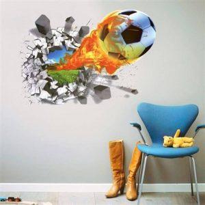 motif autocollant mural TOP 6 image 0 produit