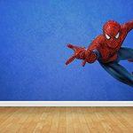 Énorme Grand Spiderman Stickers muraux enfants garçons Chambre Decal art Mural Decor. de la marque Deco-online image 3 produit
