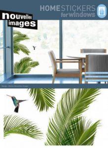Nouvelles Images 170.001473.03 Autocollant pour Fenêtre Papier Multicolore 69,5 x 49 x 0,1 cm de la marque NOUVELLES-IMAGES image 0 produit