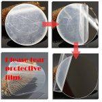 OMGAI Cercle Rond Miroir Autocollant Mur Decal Décoration de la marque OMGAI image 4 produit