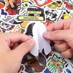 PAMIYO 300pcs Autocollant, Sticker de Voiture en Vinyle Stickers Pack des Vintage Retro Stickers Bomb Pack Idéal pour Les Ordinateurs Portables Skateboard Bagages Valise vélo de la marque PAMIYO image 1 produit