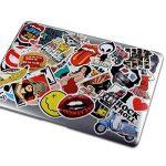 PAMIYO Autocollants 200pcs Stickers Mural différents styles, inclut adorables, drôles, plantes et animaux, s'appliquer à l'ordinateur téléphone frigo bagages voiture mur macbook de la marque PAMIYO image 2 produit