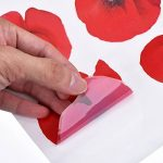 Pangda Kit d'Autocollant Fleur pour la Décoration de la Poubelle et de la Maison de la marque Pangda image 4 produit