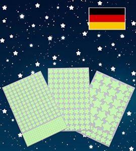 Paraboo Etoiles phosphorescentes et Autocollants Lumineux, Stickers muraux Beaux ou Stickers muraux pour Enfants et décoration pour Chambre à Coucher de la marque Paraboo image 0 produit