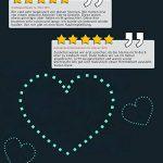 Paraboo Etoiles phosphorescentes et Autocollants Lumineux, Stickers muraux Beaux ou Stickers muraux pour Enfants et décoration pour Chambre à Coucher de la marque Paraboo image 2 produit