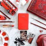 Polaroid Zip - Imprimante Équipée de la Technologie d'Impression sans Encre Zink, 5 X 7,6 cm, Micro USB, Bluetooth, Compatible avec iOS et Android, Rouge de la marque Polaroid image 4 produit