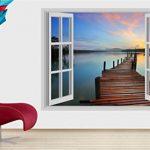 poster autocollant mural TOP 6 image 1 produit