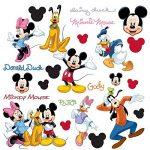 Room Mates Stickers Muraux Mickey & Amis de la marque RoomMates image 1 produit