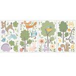 RoomMates Stickers muraux repositionnables Enfant Animaux de la forêt de la marque Thedecofactory image 3 produit
