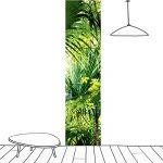 Scenolia Stickers géant papier peint déco WELCOME TO THE JUNGLE 60 x 240 cm | Déco murale Qualité HD de la marque Scenolia image 1 produit