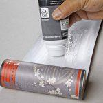 Semin A08040 Colle pour Stickers, Frises et Raccords Papiers Peints, Intérieur, Tube de 250 g de la marque Semin image 4 produit