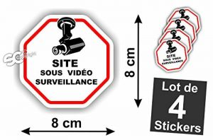 site de stickers TOP 10 image 0 produit