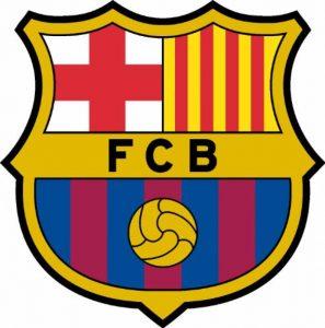 Sticker Autocollant Logo Football Barcelone 30cm de la marque Art Déco Stickers image 0 produit